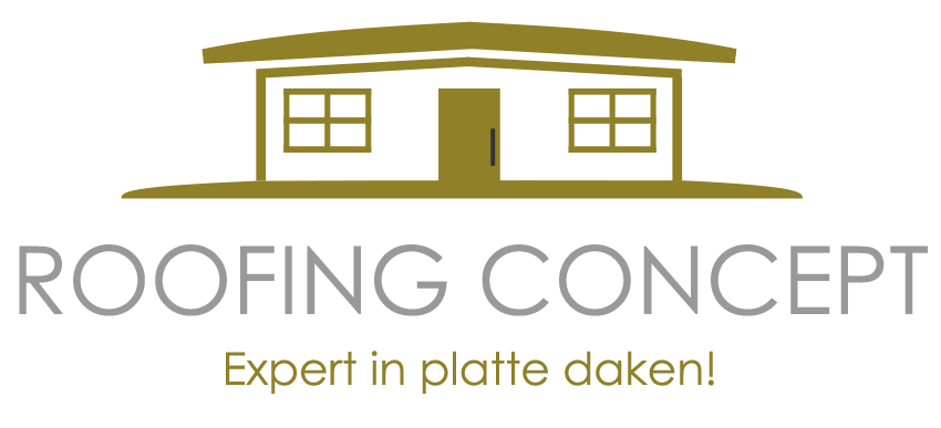 Roofing Concept Logo